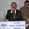 Azerbaycanlılar Kadıköy'de buluştu