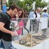 Kadıköy'de deniz atıkları sergisi yapıldı