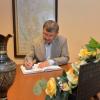Türkmen'den anlamlı açılış