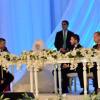 Hilmi Türkmen'in onur gecesi