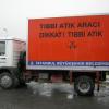 Tıbbi atıkları İBB'nin kontrolü altında