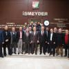 Başkan Kadir Topbaş'tan İstanbul Hali'ne ziyaret