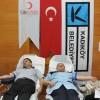 Kadıköy Belediyesi'nde kan kampanyası