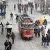 İstanbullara kar uyarısı