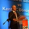 CHP İstanbul'un kentsel dönüşüm toplantısı