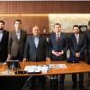 Melih Ecertaş'tan Başkan Can'a ziyaret
