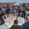 Başkan Poyraz, Çekmeköy'ü iftar sofrasında buluşturdu