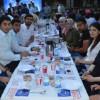 Marmaralı öğrenciler iftar sofrasında buluştu