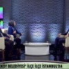 Ahmet Poyraz İstanbul 1 Tv'nin konuğu oldu