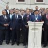 Başbakan Davutoğlu İstanbul'da