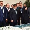 Başbakan Davutoğlu Beyoğlu Belediyesi'nde