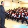 Sultanbeyli'de yazar okur buluşması