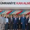 Ümraniye Belediyesi Türk Kızılayı işbirliği