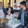 Başkan Türkmen'den öğrencilere vize çorbası