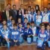 Üsküdar'ın madalyalı sporcuları