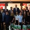 Çekmeköy'ün öğrencilerine destek