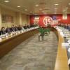 Başbakan Davutoğlu belediye başkanlarıyla