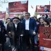 Başkan Türkmen, öğrencilerle Milli Şairimizin kabrinde