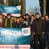 Sancaktepeli gençlerden Milli Şairimize ziyaret