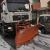 Ümraniye Belediyesi'nde kar seferberliği