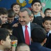 """Başkan Erdem, """"Çocuklara sevgi ve merhametle yaklaşırsak iyi verim alırız"""""""
