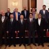 Başkan Erdem Sancaktepeli işadamlarıyla buluştu