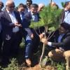 AK Ataşehir'den ağaç dikme şenliği