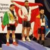 Hurşit Atak Avrupa Şampiyonu