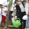 Sultanbeyli'de Kutlu Doğum fidanları toprakla buluştu
