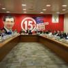 AK Parti İstanbul'da istikrarlı toplantı