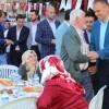 Çekmeköy'de komşuların iftar buluşması