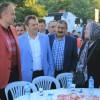 Çekmeköy'de kardeşlik ruhu iftar sofralarında