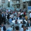 Ümraniye'de mahallelerin iftar kardeşliği