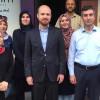 Bilal Erdoğan'ın AK Parti Şile ziyareti