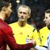 Ronaldo Messi'ye destek verdi