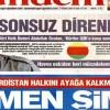 PKK'lı o gazete kapatıldı!