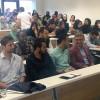 Başkan Hilmi Türkmen yabancı öğrencilere sertifika verdi
