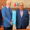 Başkan Can'a Balıkesir'den misafir