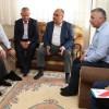 Başkan Hasan Can, kutsal emanetleri ziyaret etti