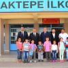 Başkan Erdem, okulları ziyaret etti