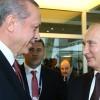 Cumhurbaşkanı Erdoğan, Putin görüşmesi sona erdi