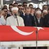 Cumhurbaşkanı Erdoğan, Unakıtan'ın cenazesine katıldı