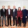 Hilmi Türkmen'e Trabzonlu hemşehrilerinden davet