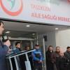 İstanbul Valisi Vasip Şahin, Taşdelen Aile Sağlığı Merkezi'ni açtı