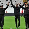 Çevik Kuvvet Polisi maçta üçlü çekti