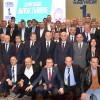 İstanbul'un belediye başkanları yerel yönetimler toplantısında