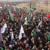 """""""Halep'e Yol Açın"""" konvoyu sınırda"""