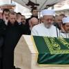 Cumhurbaşkanı Erdoğan, Aydınlar Ocağı Kurucusu Yalçın'ın cenazesine katıldı