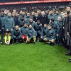 Vodafone Arena'da yıldızların 'Şehitlere Saygı' maçı