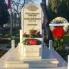 Milli Şair Mehmet Akif Ersoy mezarı başında anıldı